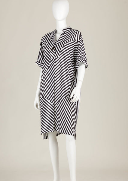 BW Stripes Dress