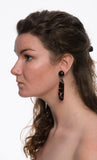 Thin Classic Clip Earrings