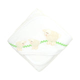 Lamb Boxed Hooded Towel Set