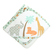 Safari Boxed Hooded Towel Set