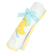 Duck Swaddle Blanket