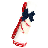 Baseball Swaddle Blanket