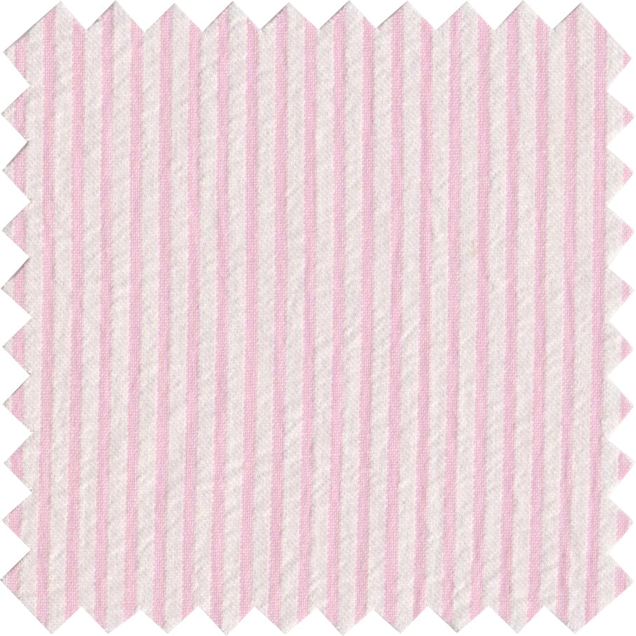 Seersucker Stripe Cuddle Dry Apron