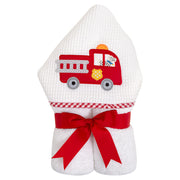 Firetruck Everykid Towel