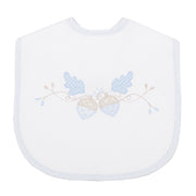 Acorn Toddler Bib