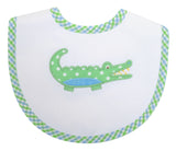 Alligator Basic Bib