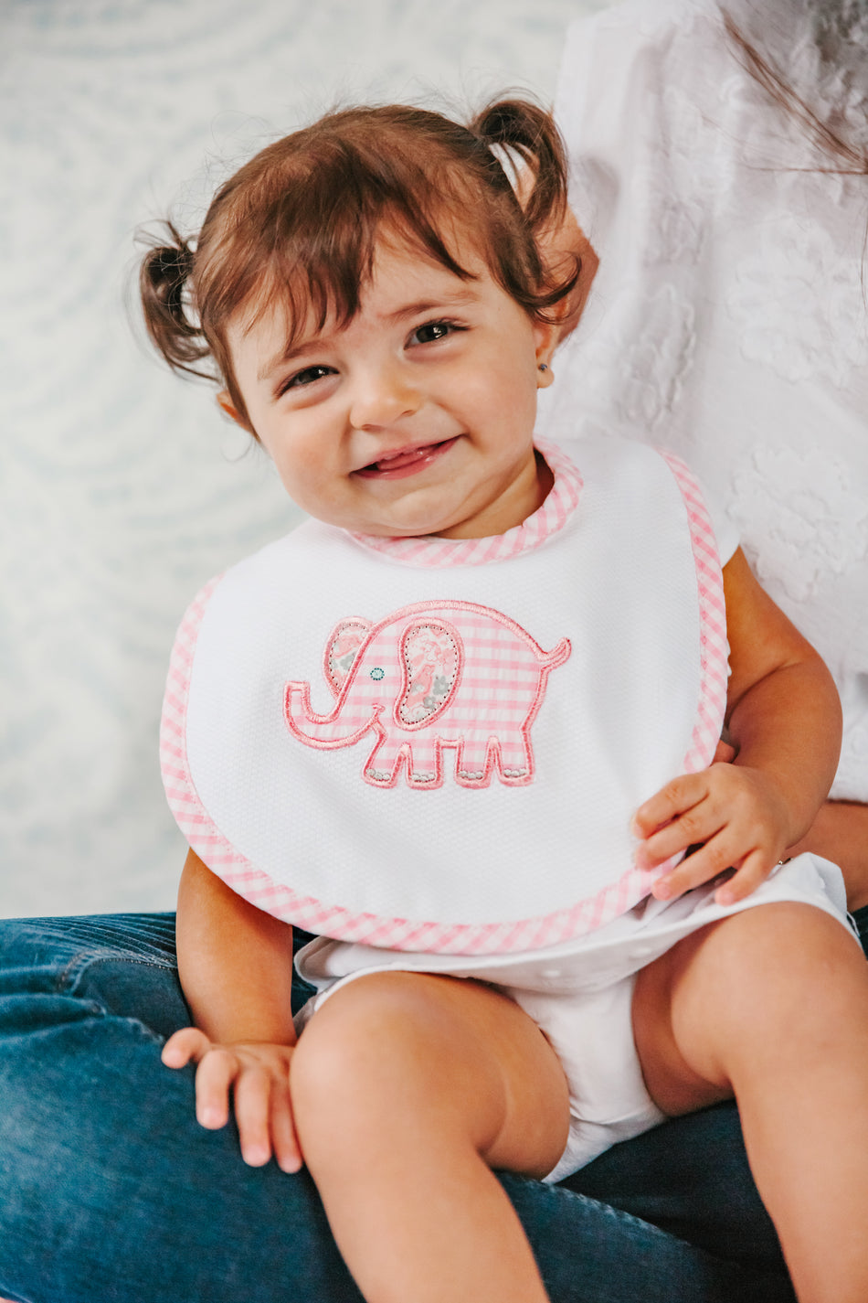 Elephant Basic Bib