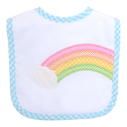 Rainbow Basic Bib
