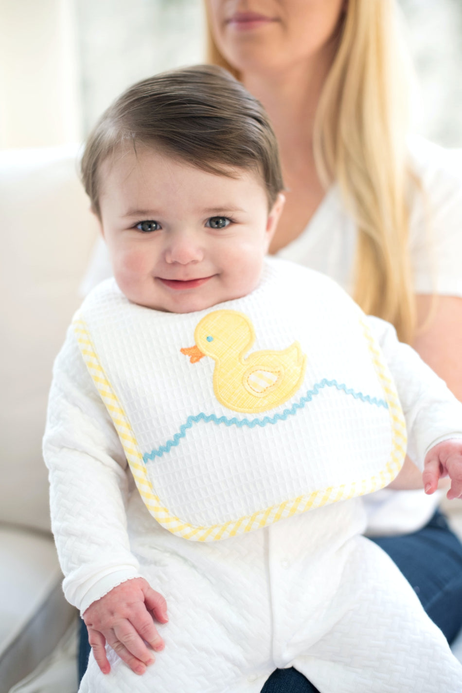 Duck Basic Bib
