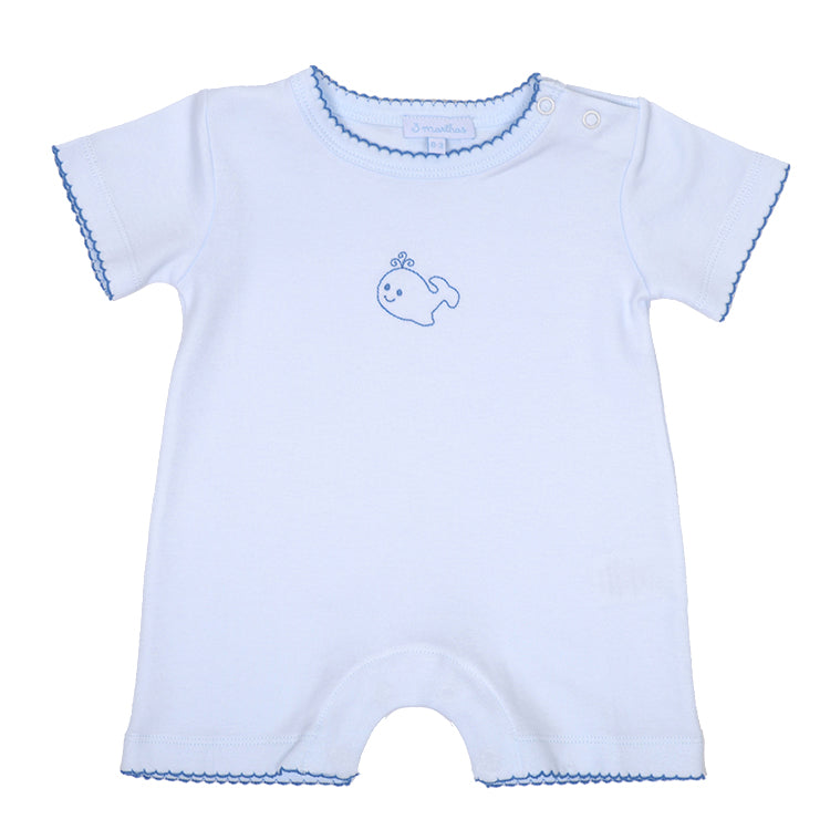 Blue Whale Playsuit