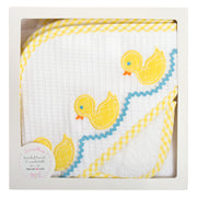 Duck Boxed Hooded Towel Set