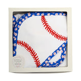 Baseball Boxed Hooded Towel Set