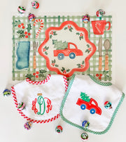 Reversible Holiday Placemat