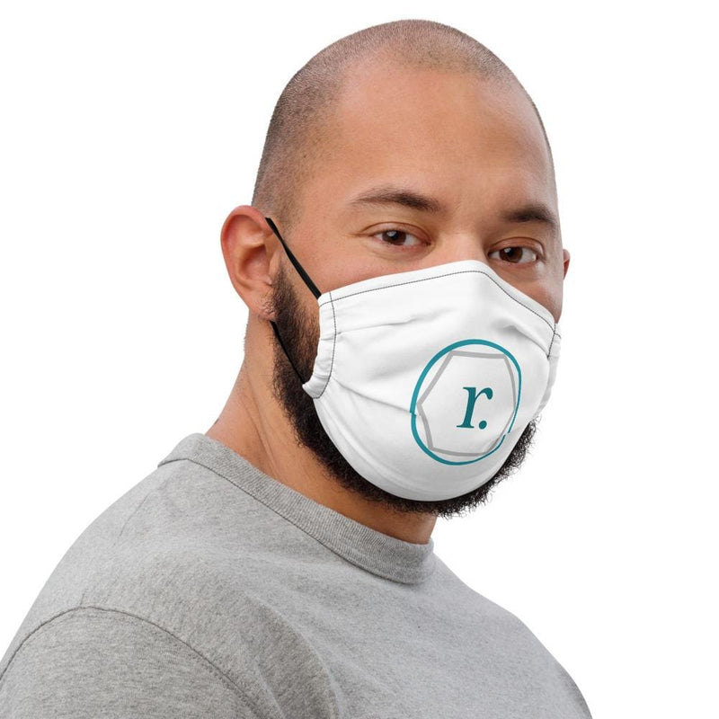 Ramp DeFi Premium face mask