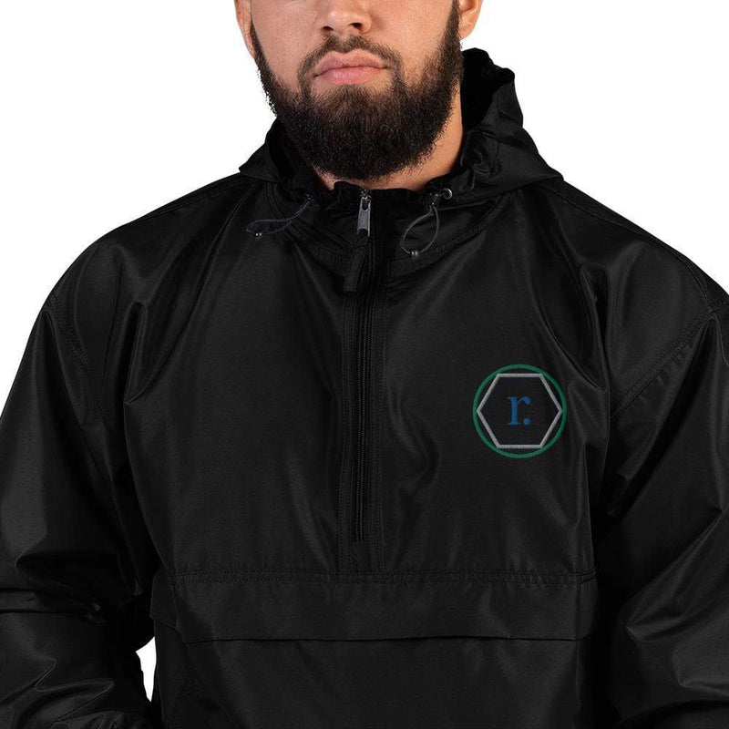Ramp DeFi Embroidered Champion Packable Jacket