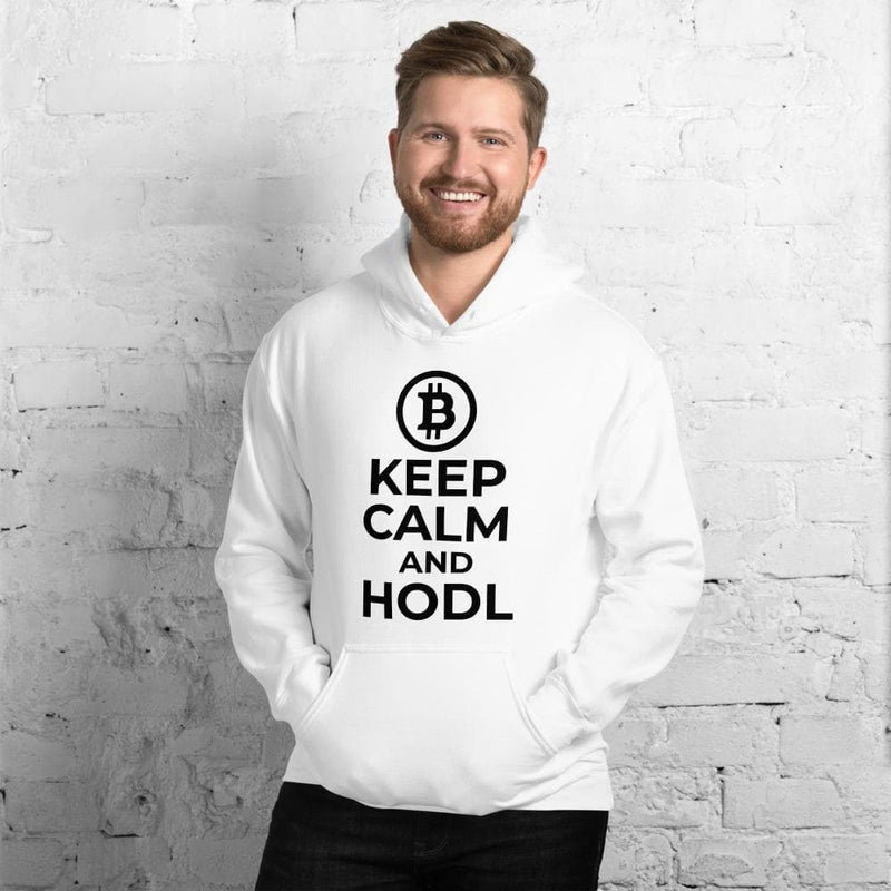 Keep Calm and HODL Hoodie