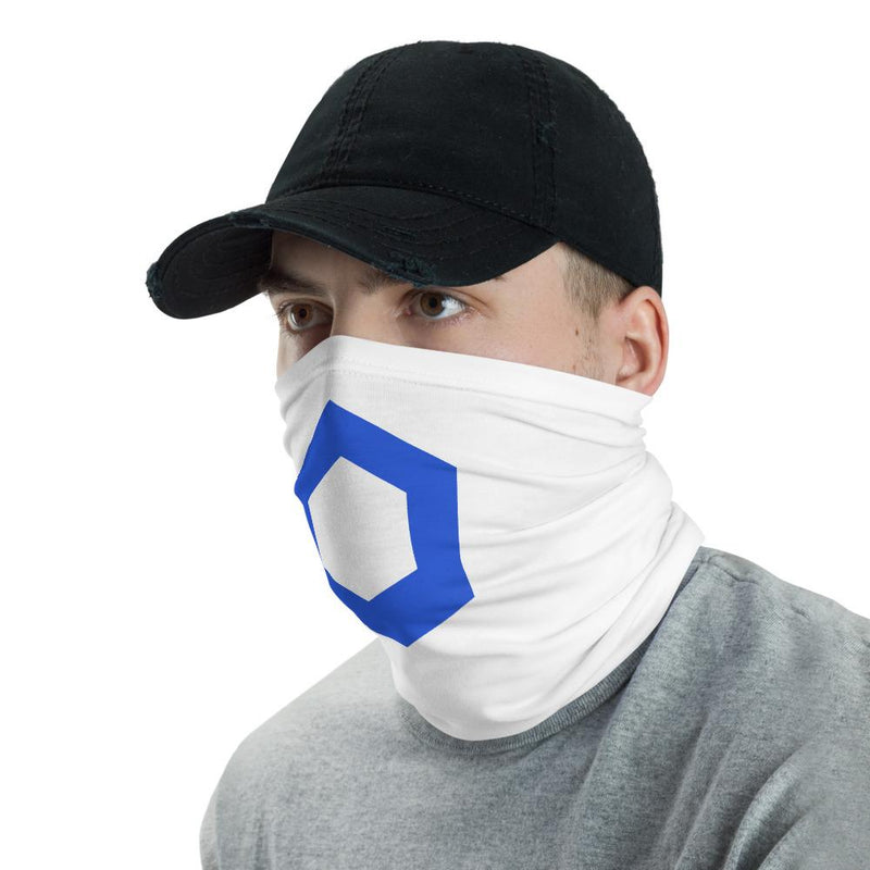 Chainlink l33t Face Mask