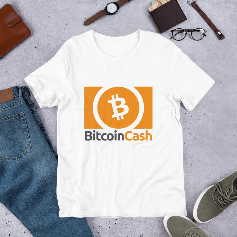 Bitcoin Cash T-Shirt - Crypto Cove