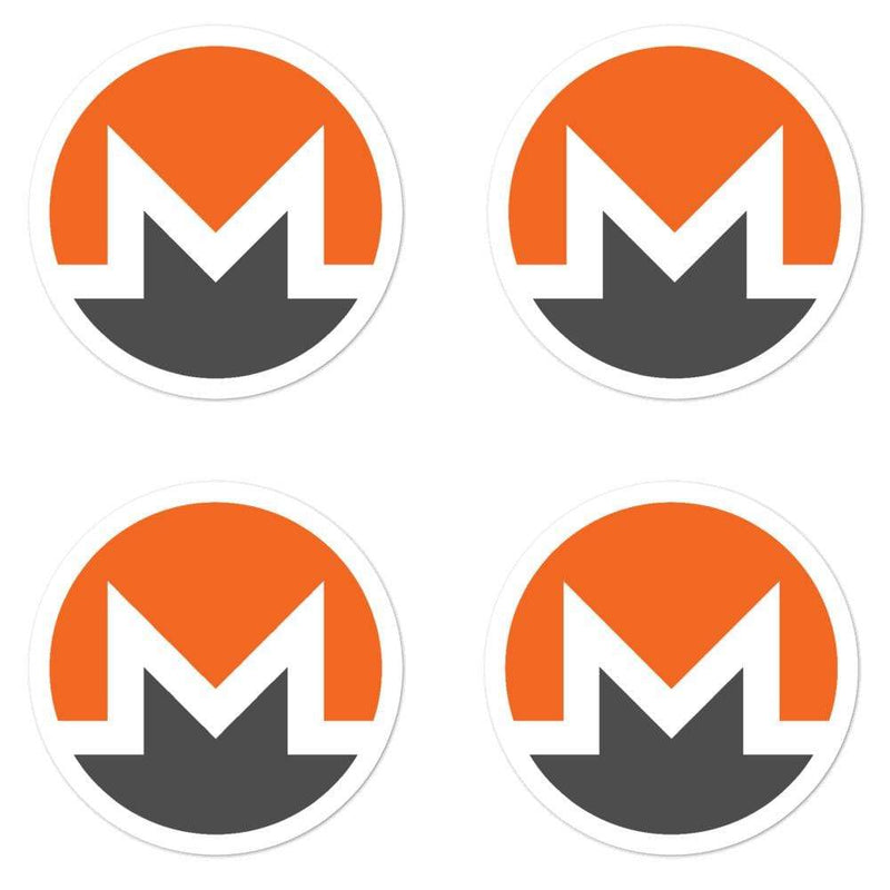 Monero Crypto  Stickers