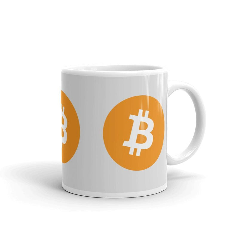 Bitcoin Mug - Crypto Cove