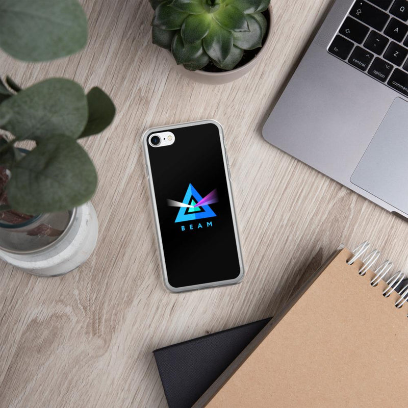 Beam Official iPhone Case - Crypto Cove