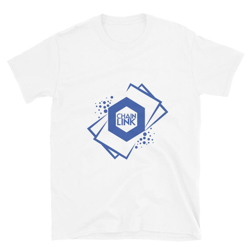 Chainlink Fan Crypto  T-Shirt - Crypto Cove