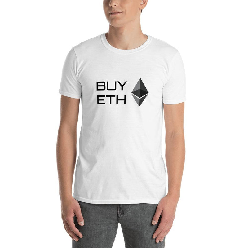 Buy ETH T-Shirt - Crypto Cove