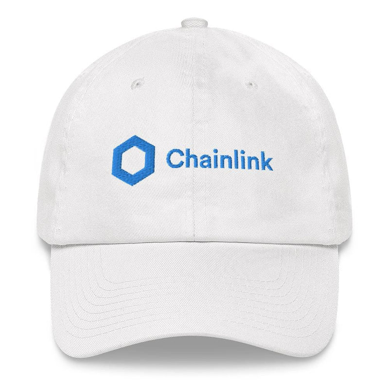Chainlink Dad Cap