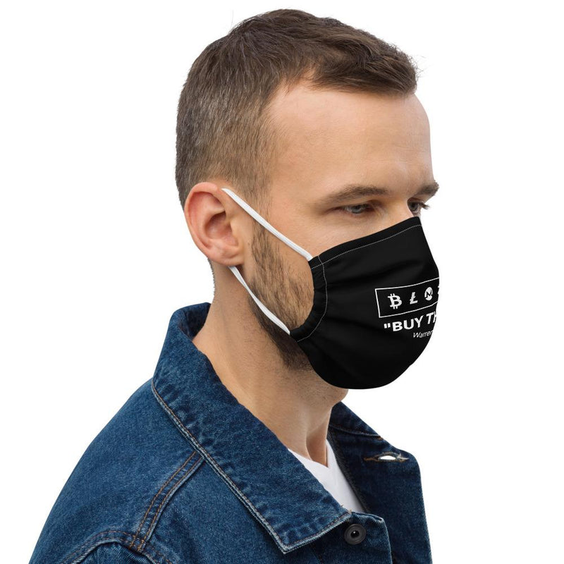 Buy the Dip Crypto Face mask - Crypto Cove