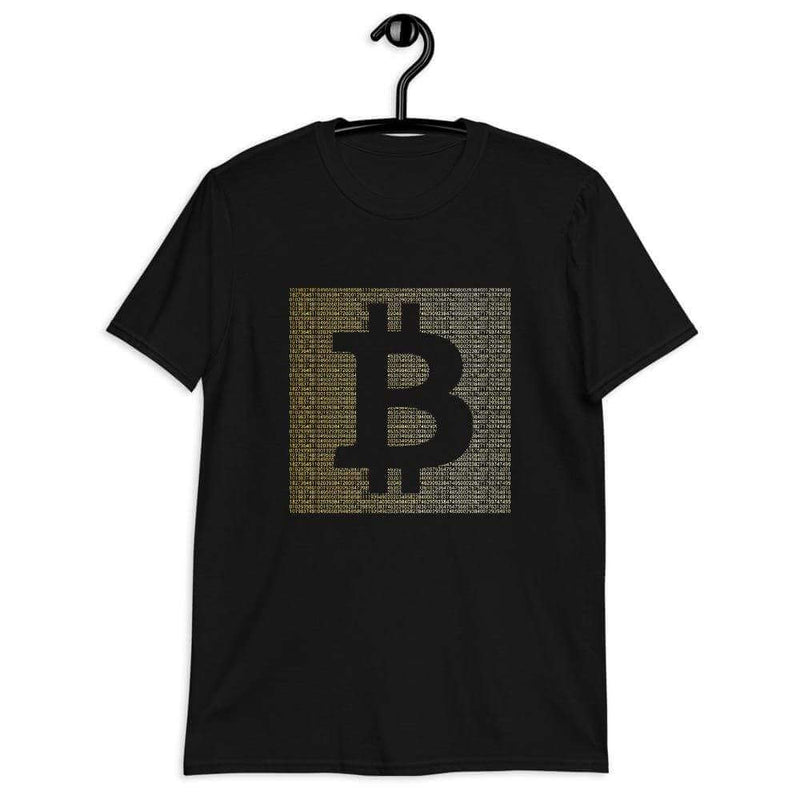 B on Code Bitcoin DETAILED T-Shirt