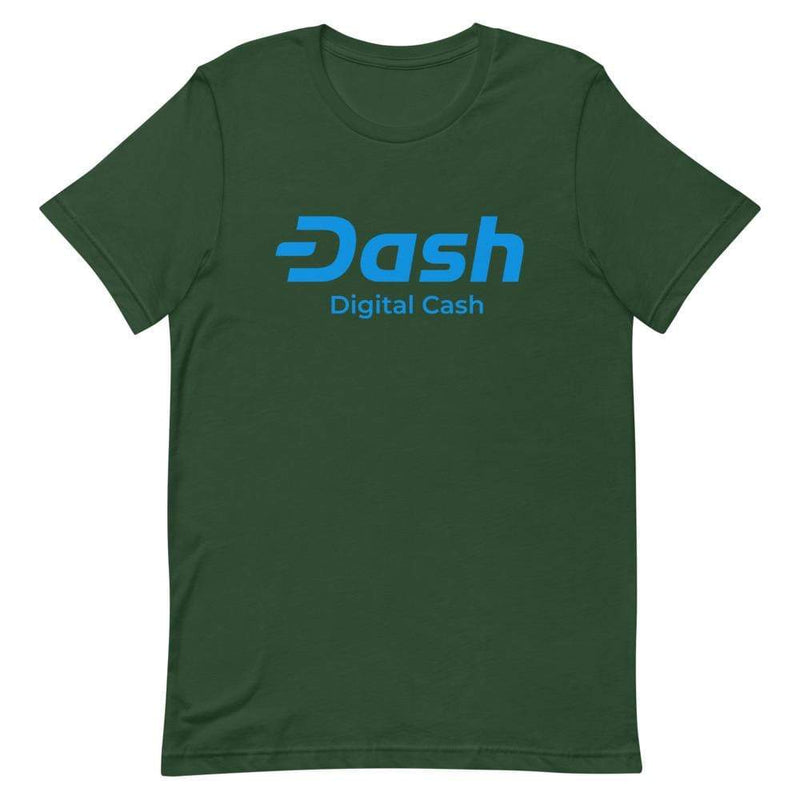 Dash digital Cash T-Shirt - Crypto Cove