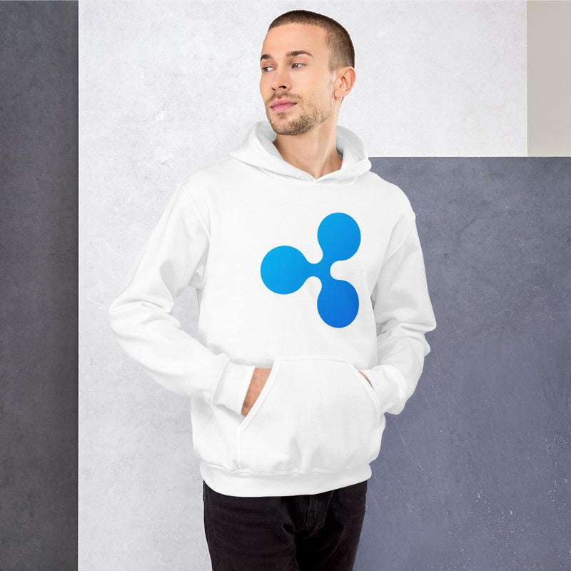 Ripple Classic Hoodie - Crypto Cove