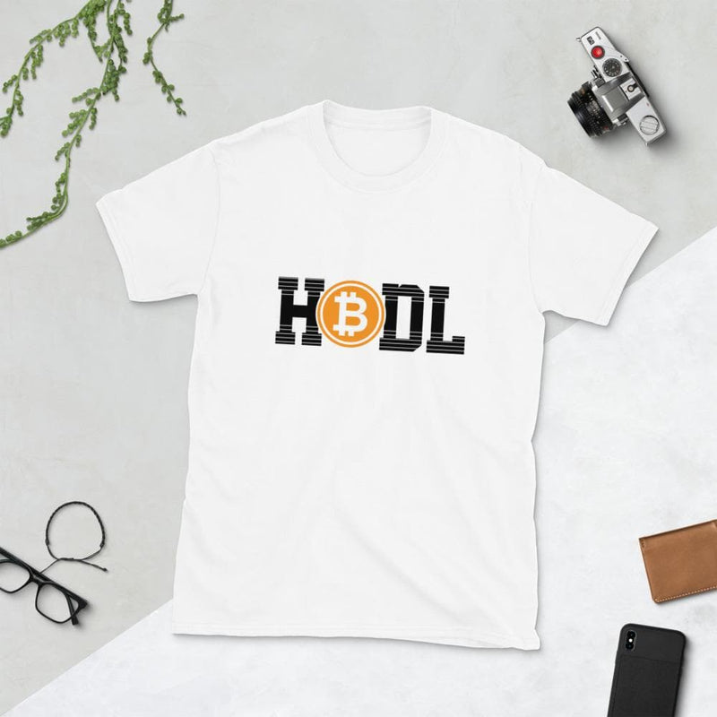 HODL Crypto Clothing Unisex T-Shirt - Crypto Cove