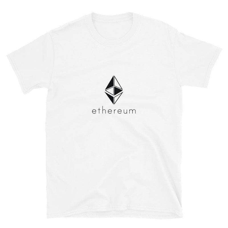Ethereum Shaded Diamond  T-Shirt - Crypto Cove