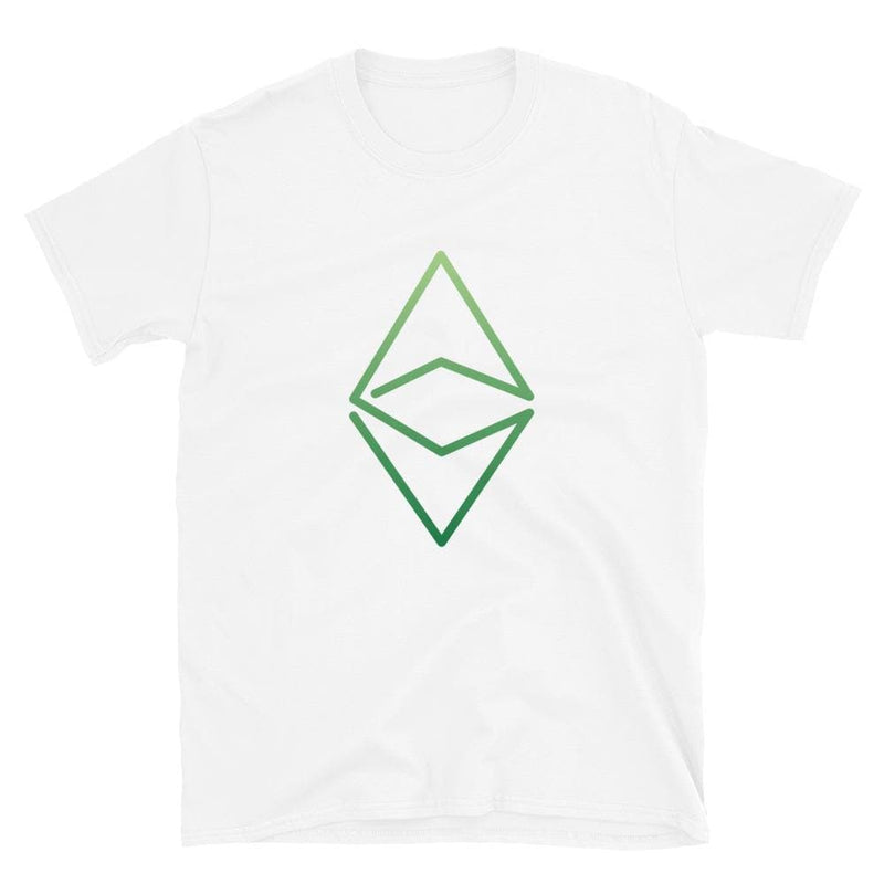 Ethereum Green Short-Sleeve T-Shirt - Crypto Cove