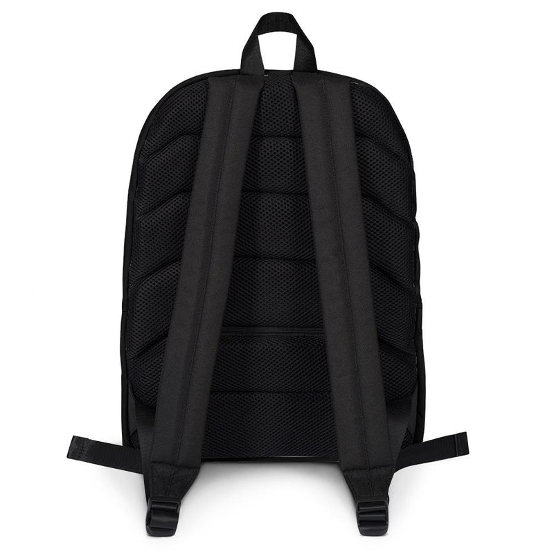 Bitcoin to the Moon Backpack