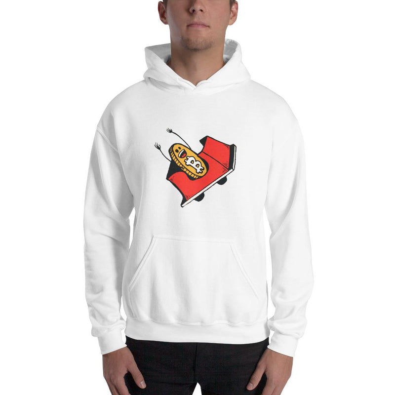 Bitcoin Roller Coaster Hoodie - Crypto Cove