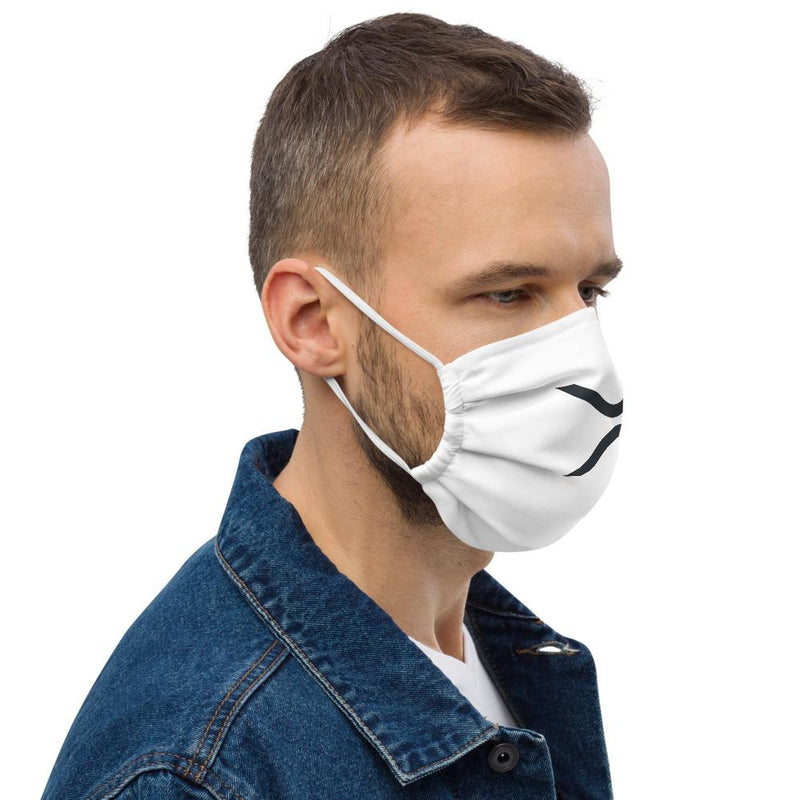 XRP ripple crypto Face mask - Crypto Cove
