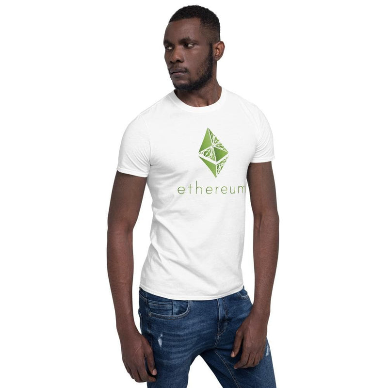 Ethereum green diamond crypto T-Shirt - Crypto Cove