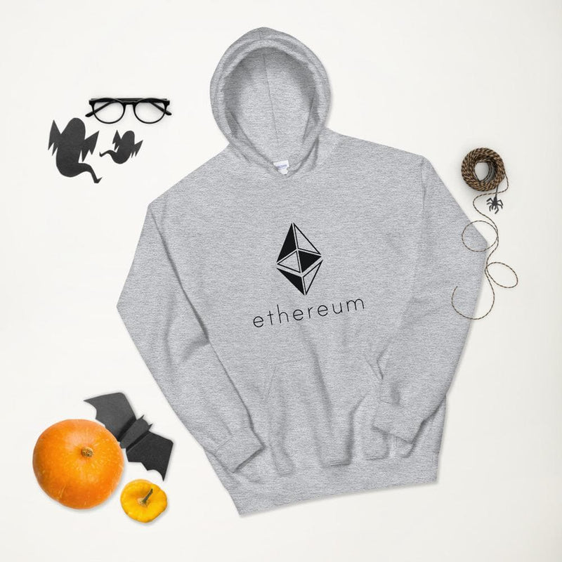 Ethereum Checkered Diamond Crypto Hoodie - Crypto Cove