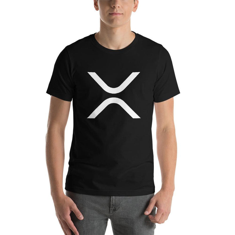 XRP White T-Shirt - Crypto Cove