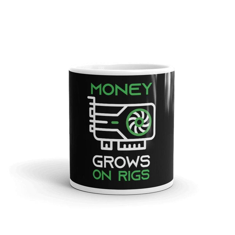 Money Grows on Rigs Mug