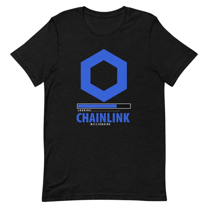 Chainlink Loading Crypto T-Shirt - Crypto Cove