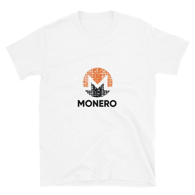 Monero Blocks Crypto  T-Shirt - Crypto Cove