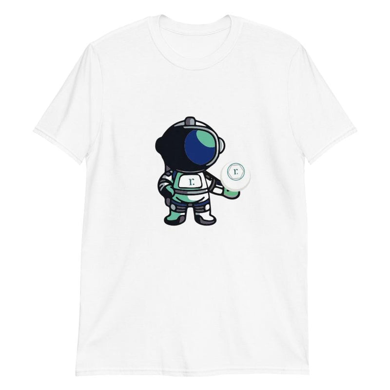Ramp DeFi Rocket Man Unisex T-Shirt