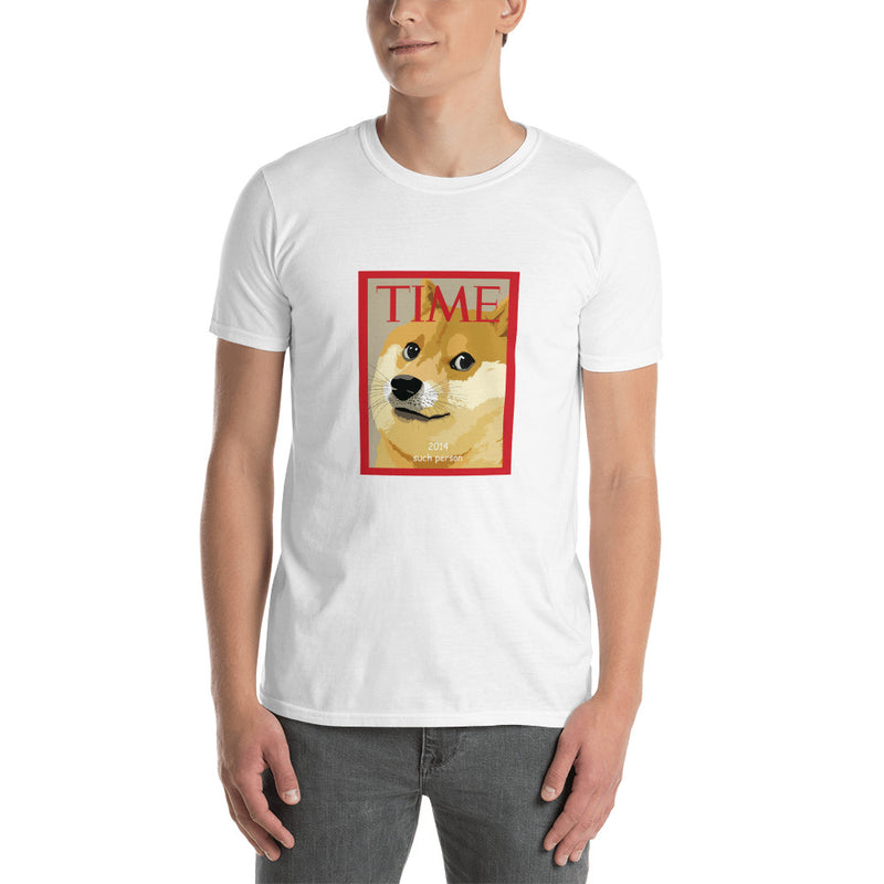 TIME Doge of the year T-Shirt
