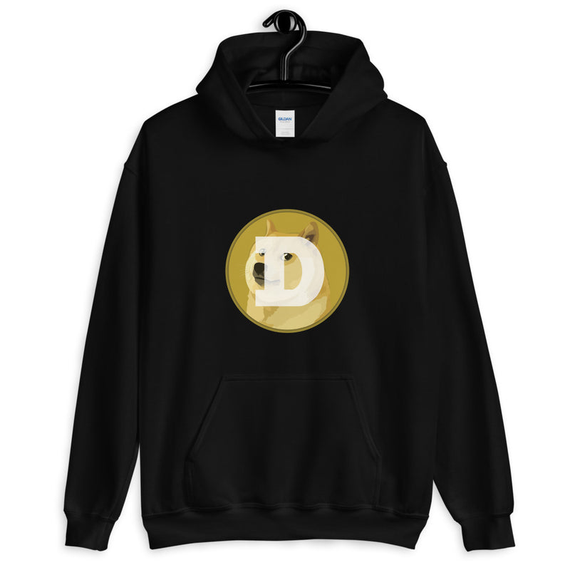 Dogecoin All Colors Hoodie