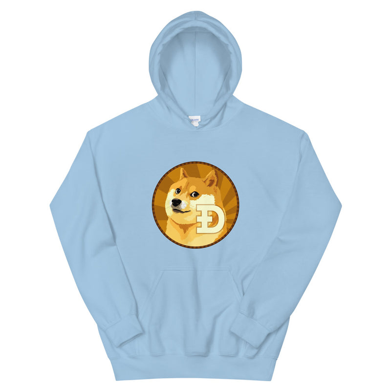 All Colors Doge Hoodie