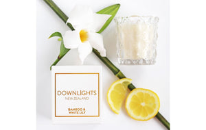 Mini Candle - Bamboo & White Lily
