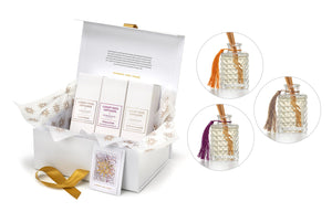 Luxe Triple Reed Diffusers Gift Box Set